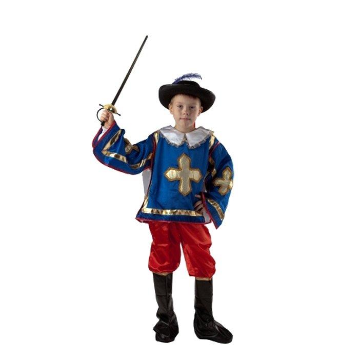 Костюм мушкетера на новый год для мальчика